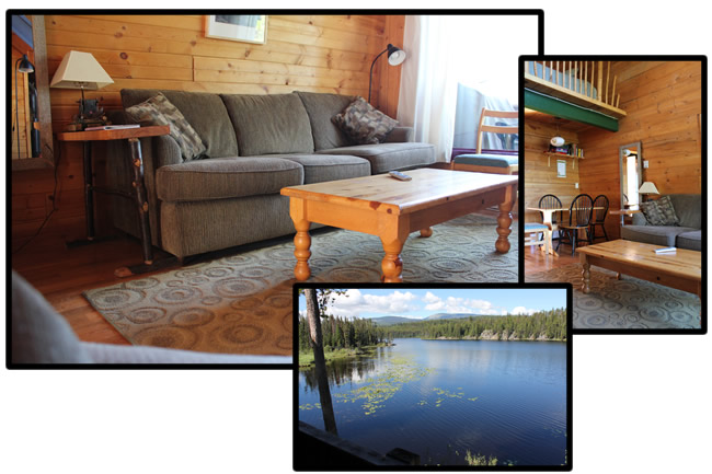 Serenity Cottage at Idabel Lake Resort