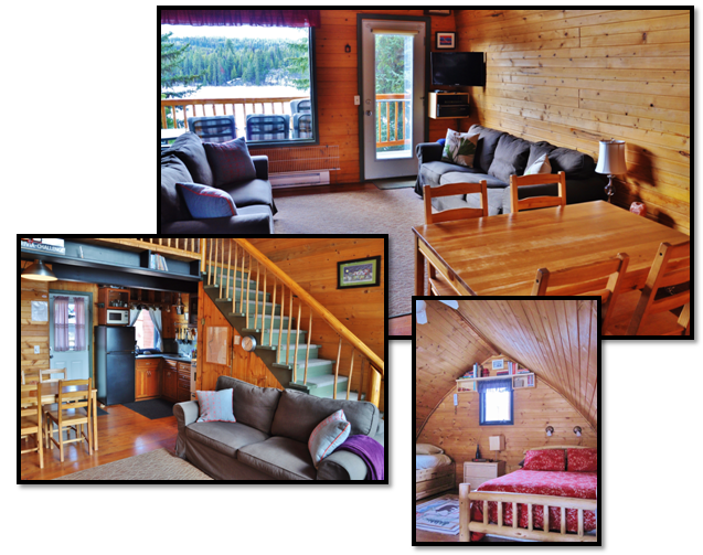 Infinity Cottage at Idabel Lake Resort
